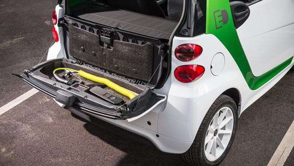 Smart Fortwo Electric Drive Review Next Green Car