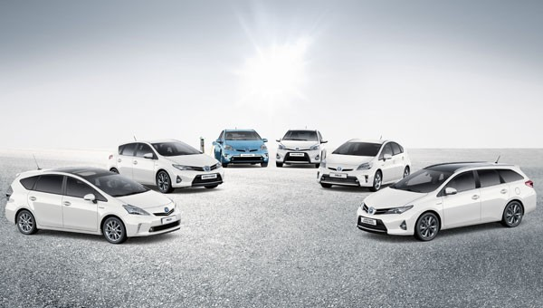 Global Toyota hybrid sales pass 6 million