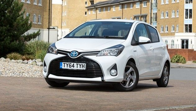 Toyota Yaris Icon hybrid review