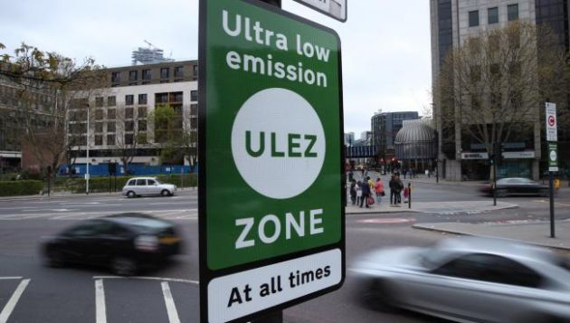 Ultra Low Emission Zone now operational in London