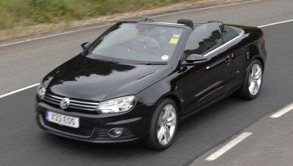 Volkswagen Eos Sport review