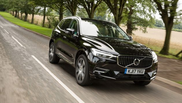 Volvo XC60 T8 TwinEngine review