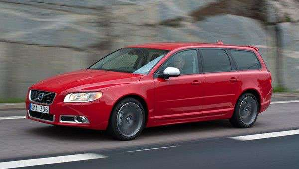 Volvo V70 D2 DRIVe Powershift review
