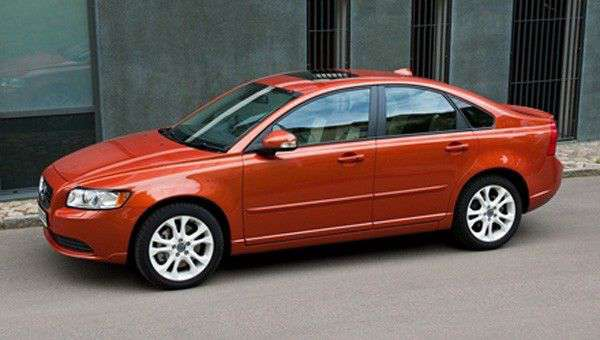 Volvo S40 1.6D DRIVe review