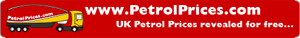 Search UK Petrol Prices for free on PetrolPrices.com