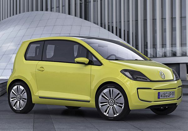 Volkswagen e-Up! electric