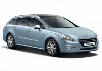 PEUGEOT 508 SW 2.0 HDi FAP 140 bhp [from Apr 2011], Diesel, CO2 emissions 130 g/km, MPG 56.4