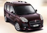 FIAT Doblo 1.2 Active and Dynamic, Petrol, CO2 emissions 178 g/km, MPG 37.7