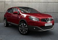NISSAN Qashqai 1.6 2WD CO2 - 159g/km, MPG - 42, Tax Band - G