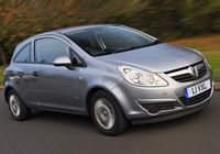VAUXHALL Corsa 1.3CDTi 16v 95PS 3dr Hatch [from July 2010] CO2 - 98g/km, MPG - 76, Tax Band - A