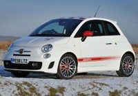 ABARTH 500 1.4 695 Tributo Ferrari CO2 - 155g/km, MPG - 44, Tax Band - G