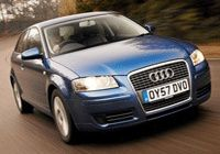 AUDI A3 1.6 TDI 105PS start-stop, Diesel, CO2 emissions 99 g/km, MPG 74.3