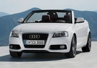 AUDI A3 Cabriolet 1.6 TDI 105PS +Stop-Start CO2 - 114g/km, MPG - 66, Tax Band - C