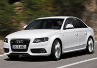 AUDI A4 Saloon 3.0 TDI Black Edition 204PS Multitronic CO2 - 129g/km, MPG - 58, Tax Band - D