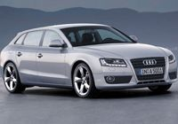 AUDI A5 Sportback 3.0 TDI quattro SE 245PS CO2 - 152g/km, MPG - 48.7, Tax Band - G