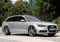 AUDI A6 Avant 2.0 CR TDIe 136ps  CO2 - 139g/km, MPG - 53, Tax Band - E