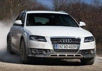 AUDI Allroad 2.5 TDI V6 quattro 180ps [until June 2005 ] , Diesel, CO2 emissions 257 g/km, MPG 29.7