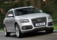 AUDI Q5 2.0 TDI quattro S Line Special Edition 170PS S Tronic, Diesel, CO2 emissions 184 g/km, MPG 40.4