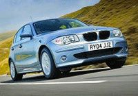 BMW 1 Series E81/E82/E87/E88 135i Coupe CO2 - 221g/km, MPG - 31, Tax Band - K