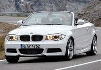 BMW 1 Series Convertible 123d M Sport CO2 - 139g/km, MPG - 53, Tax Band - E