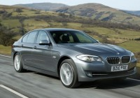 BMW 5 Series Saloon 520d EfficientDynamics CO2 - 119g/km, MPG - 63, Tax Band - C
