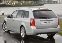 CADILLAC BLS Wagon 2.0T Flexpower 5dr [2008] CO2 - 222g/km, MPG - 30, Tax Band - K