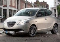 CHRYSLER JEEP Ypsilon 0.9 TwinAir Limited 85hp Auto, Petrol, CO2 emissions 97 g/km, MPG 68.9