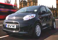 Citroen C1 evie electric