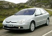 CITROEN C5 Tourer 2.0i 16v Tourer [2008] CO2 - 200g/km, MPG - 33, Tax Band - J