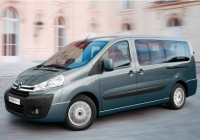 CITROEN Dispatch Combi 2.0 HDi L2H1 SX 160hp CO2 - 172g/km, MPG - 43, Tax Band - H