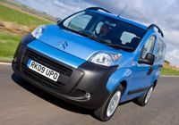 CITROEN Nemo Multispace 1.4 HDi CO2 - 119g/km, MPG - 53, Tax Band - C