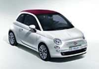 FIAT 500C 1.3 MultiJet Lounge 95HP CO2 - 97g/km, MPG - 77, Tax Band - A