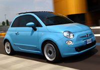 FIAT 500 TwinAir [from 2010], Petrol, CO2 emissions 95 g/km, MPG 68.9