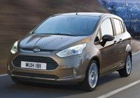 Ford B-MAX EcoBoost start-stop