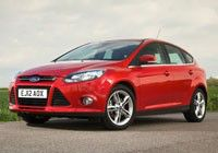 FORD Focus 1.6 TDCi Edge 115PS DPF, Diesel, CO2 emissions 109 g/km, MPG 67.3