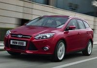 FORD Focus Estate 1.0T Titanium X Navigator EcoBoost 125PS CO2 - 114g/km, MPG - 59, Tax Band - C