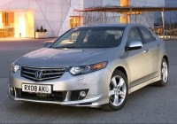 HONDA Accord Saloon 2.2 i-DTEC EX CO2 - 149g/km, MPG - 50, Tax Band - F
