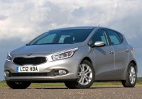 KIA ceed 1.6 CRDi 1 126hp ISG CO2 - 97g/km, MPG - 76, Tax Band - A