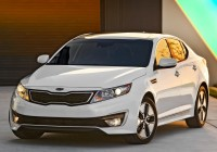 KIA Optima 1.7 CRDi 2 Tech 134hp ISG CO2 - 128g/km, MPG - 58, Tax Band - D