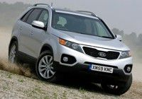 KIA Sorento 2.2 CRDi 2WD CO2 - 171g/km, MPG - 44, Tax Band - H