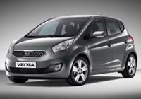 KIA Venga 1.4 CRDi [2010] CO2 - 117g/km, MPG - 63, Tax Band - C