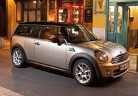 MINI Clubman R55 One D Clubman +DPF CO2 - 103g/km, MPG - 72, Tax Band - B