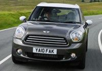MINI Countryman R60 Cooper D Countryman +DPF [from Sept 2010] CO2 - 115g/km, MPG - 64, Tax Band - C