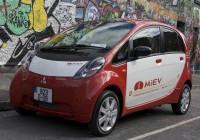MITSUBISHI i-MiEV Electric Car 47kW Auto CO2 - 0g/km, MPG - 187, Tax Band - A