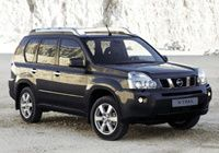 NISSAN X-TRAIL 2.0 dCi 110kW [2007] CO2 - 190g/km, MPG - 40, Tax Band - J