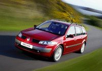 RENAULT Megane Sport Tourer 1.4 TCe 130 CO2 - 153g/km, MPG - 44, Tax Band - G