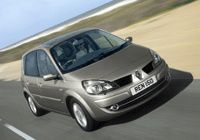 RENAULT Scenic 1.6 dCi 130 FAP start-stop [from May 2009], Diesel, CO2 emissions 117 g/km, MPG 62.8