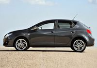 SEAT Ibiza 1.9 TDI 105PS 5dr CO2 - 124g/km, MPG - 60, Tax Band - D