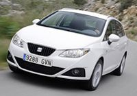 SEAT Ibiza ST 1.2 CR TDI 75PS Ecomotive, Diesel, CO2 emissions 92 g/km, MPG 80.7
