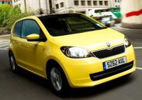 SKODA Citigo 1.0 MPI Elegance 60PS GreenTech CO2 - 96g/km, MPG - 69, Tax Band - A